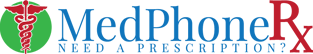 MedPhone RX, LLC, Footer Logo